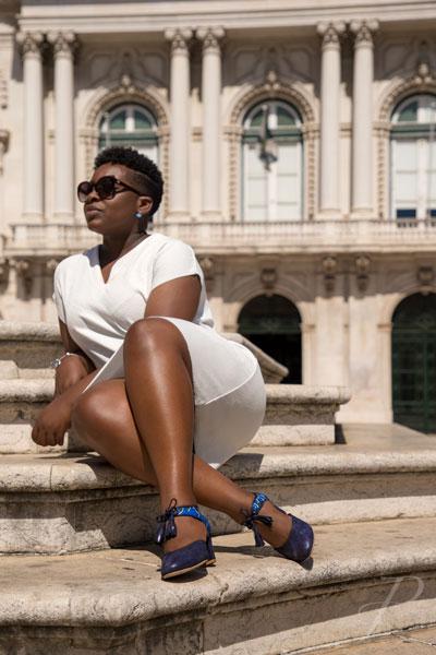 model-african-lisbon-fashion-shoes-city-architecture